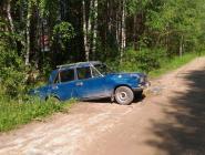 В Коряжме разыскивают водителя, оставившего место ДТП
