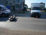 Количество ДТП с участием мотоциклов увеличилось