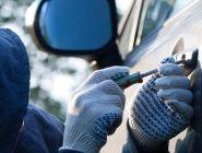 Угонщик оказался причастен и к краже из автомобиля