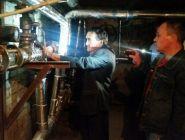 В Коряжме капитально ремонтируют системы теплоснабжения