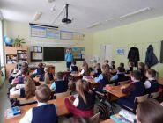 В образовательных учреждениях Коряжмы начался месячник пожарной безопасности