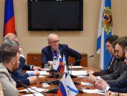 Областные депутаты обсудили вопросы строительства объектов здравоохранения