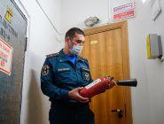 Здания высотой до 28 метров будут раз в три года проверять на пожарную безопасность