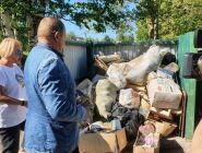 Котлас и Коряжму посетит рабочая группа по проблемам с вывозом ТКО
