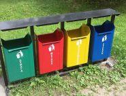 До конца года бюджетные учреждения должны перейти на раздельный сбор отходов