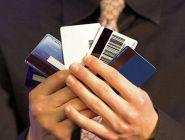 Россияне почти догнали европейцев по количеству банковских карт на человека