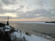 Лед на реках Архангельской области встанет ближе к концу декабря
