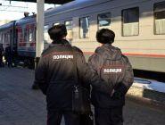 На территории Архангельской и Вологодской области пресечено 18 фактов нарушения общественного порядка в поездах дальнего следования