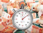 Более половины россиян имеют непогашенные кредиты