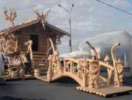 ОНФ призвал муниципалитеты использовать изделия местных мастеров при благоустройстве территорий