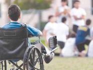 Минздрав заявил о росте числа детей с инвалидностью