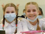 Минпросвещения не будет требовать от детей носить маски в школах