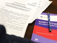 Поддержаны поправки о проведении всероссийского голосования по изменениям в Конституцию 22 апреля