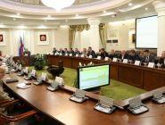 В региональном правительстве обсудили вопросы пожарной безопасности
