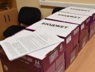 В областное Собрание внесен проект бюджета на 2020 год