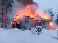 В Поморье усилена работа по профилактике бытовых пожаров