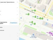 Межмуниципальные маршруты Архангельской области – на Яндекс.Картах