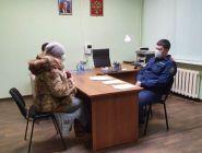 Руководитель Следственного управления провел выездной личный прием граждан в Коряжме