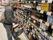 Продажи алкоголя в России снизились