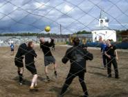 В коряжемской колонии прошел футбольный чемпионат