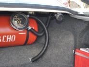 Автовладельцы постепенно переводят машины на газ