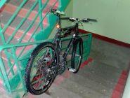 В Коряжме пропадают велосипеды