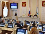 Игорь Орлов и руководители фракций областного Собрания обсудили повестку очередной сессии