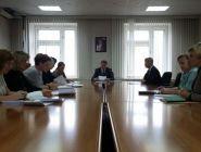 В Коряжме обсудили реализацию муниципальных программ