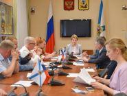Областные депутаты готовятся к сессии