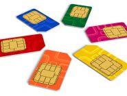 Роскомнадзор – о нарушениях продажи SIM-карт для мобильных телефонов
