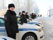 Подразделения Госавтоинспекции Архангельской области получили 70 новых патрульных автомобилей