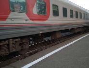 На территории Архангельской и Вологодской областей пресечено 10 фактов нарушения общественного порядка в поездах дальнего следования