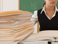 В России снизят отчетную нагрузку для школьных учителей