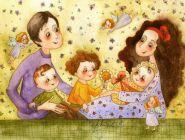 В Коряжме начинается выдвижение на награждение знаком отличия «Материнская слава»