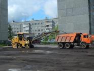 Подрядчики гарантируют качество ремонта дорог в Коряжме