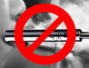 Антитабачный закон будет распространяться и на электронные сигареты