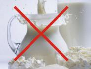 Запретили ввоз молочки из Белоруссии в таре более 2,5 литров