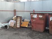 В регионе проводится инвентаризация мусорных площадок!