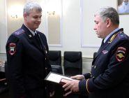 Сотрудник ГИБДД Северодвинска награжден медалью за спасение 18-летнего коряжмеца