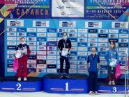 Екатерина Золотова из Коряжмы - призер Первенства России