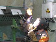 В Коряжме прошел конкурс профессионального мастерства среди электрогазосварщиков