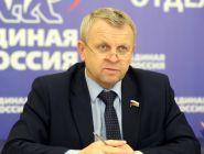 Депутат Госдумы Андрей Палкин - в числе бесперспективных одномандатников