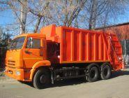 В России появится механизм отслеживания мусоровозов