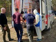 Спасатели нашли мужчину, который блуждал по лесу пять дней