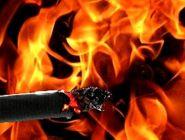 В Коряжме при пожаре погиб мужчина