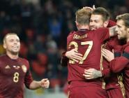 Российская сборная решила задачу минимум на чемпионате мира по футболу
