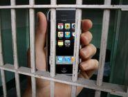 За сутки в колонии строгого режима пытались перебросить 16 телефонов