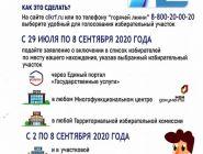 Обращение Коряжемской территориальной избирательной комиссии