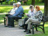 В России молодежи вдвое меньше пенсионеров