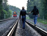 На Северной железной дороге зафиксировано 45 случаев травмирования